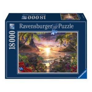 Ravensburger Édenkert puzzle, 18000 darabos