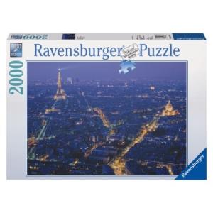 Ravensburger Párizs fényei puzzle, 2000 darabos