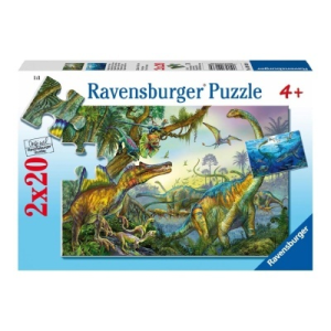 Ravensburger Őshüllők puzzle