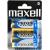 Maxell Alkaline D elem LR20 (2)