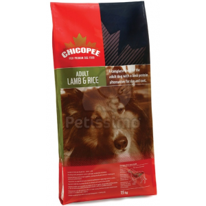 Chicopee Adult Lamb & Rice 15 kg