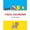 Móra Könyvkiadó Vidám mesehősök ceruzaforgatója