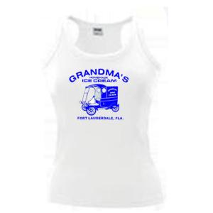 Bud Spencer - Grandma's Homemade Ice Cream trikó