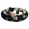 Trixie Sammy fekhely fekete/bézs 50cm (TRX37681)