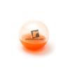 Play SIL-X Implosion zsonglőrlabda 67mm, UV narancs