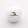 Play zsonglőrlabda, egyszínű, 60mm,fehér