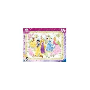 Ravensburger : Disney Hercegnők 30 db-os puzzle - puzzle
