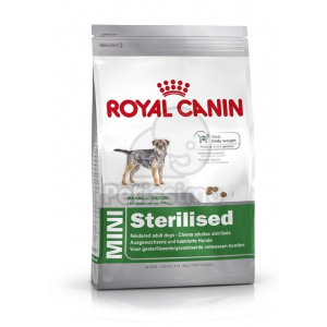 Royal Canin Mini Sterilised 2 kg