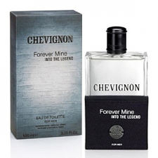 Chevignon Forever Mine Into The Legend EDT 100 ml parfüm és kölni