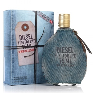 Diesel Fuel for Life Denim Collection EDT 75 ml