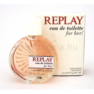 Replay for Her EDT 40 ml