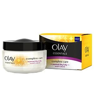 Olay Essentials Complete Care Hidratáló éjszakai krém 50 ml női