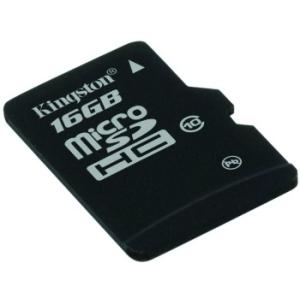 Kingston microSDHC 16GB Class 10