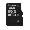 Kingston microSDHC 8GB Class 10