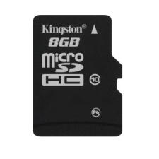 Kingston microSDHC 8GB Class 10 memóriakártya