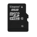 Kingston microSDHC 8GB Class 10