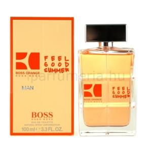Hugo Boss Boss Orange Man Feel Good Summer EDT 100 ml