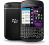 BlackBerry Q10 mobiltelefon