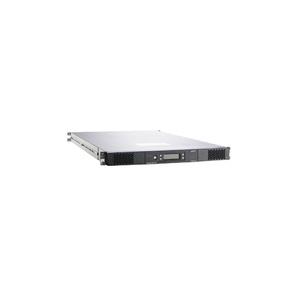 Tandberg Data StorageLoader LTO 1U, 8 Slots - LTO-5 HH SAS, 12TB / 24TB