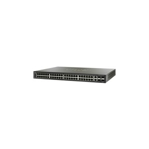 Cisco Systems Cisco SF500-48 48x10/100, 4xGig(2x5G SFP) Stackable Managed Switch