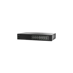 Cisco SF100-16 16-Port 10/100 Switch