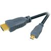 Speaka High Speed HDMI kábel Ethernet csatlakozóval 1,5 m
