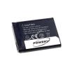 Powery Utángyártott akku Samsung ES73