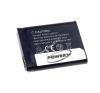 Powery Utángyártott akku Samsung TL105 digitális fényképező akkumulátor