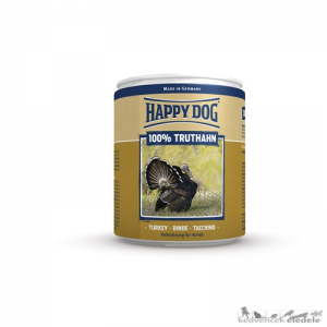 HAPPY DOG Truthahn Pur pulyka konzerv