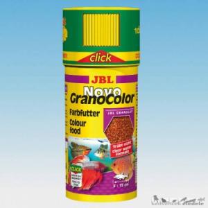 JBL NovoGranoColor színélénkítő granulátum, 250ml
