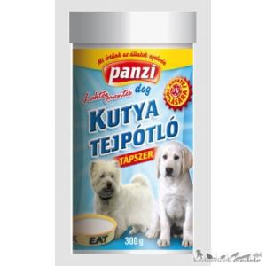 Panzi tejpor kutya