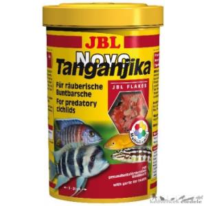 JBL NovoTanganjika lemezes táp ragadozó sügéreknek, 1l