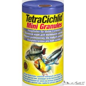 TetraCichlid Mini Granules 250 ml