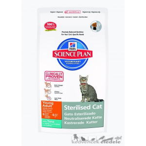 HILL'S Science Plan Feline Young Adult Sterilized Cat Tuna