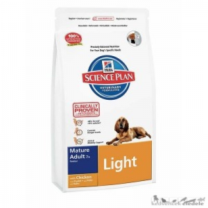 HILL'S Science Plan Canine Mature Adult Light Chicken