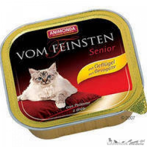 Animonda vom Feinsten 100g 83223 senior szárnyas