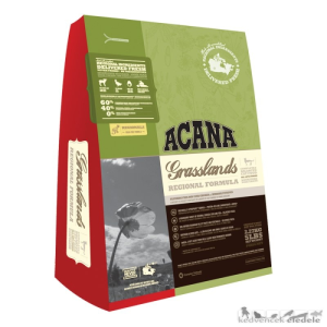 Acana Grasslands Cat & Kitten gabonamentes 7kg
