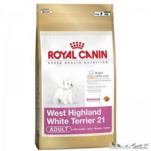ROYAL CANIN kutya WEST Highland Terrier 1,5KG