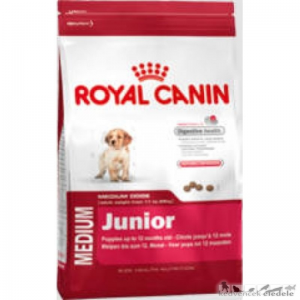 ROYAL CANIN kutya MEDIUM JUNIOR 4kg