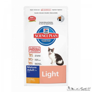 HILL'S Science Plan Feline Mature Adult Light Chicken