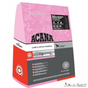 Acana Lamb & Apple 18kg