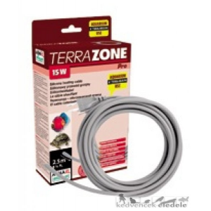 Aquael terra zone heating cable 15W