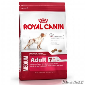 Royal Canin Medium Mature / Adult 7+ 4 Kg