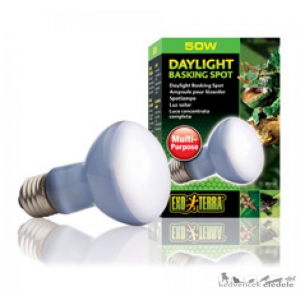 EXO-TERRA 2131 DAY LIGHT BASKING SPOT LAMP 50W izzó