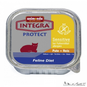 An.integra sensitive 100g 86681 pulyka+rízs