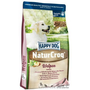Na HAPPY DOG Natur-Croq Welpen