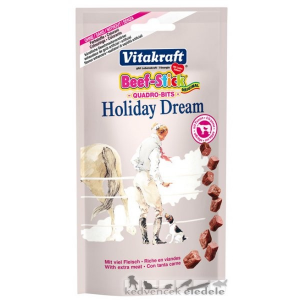 VITAKRAFT Beef Stick Quadro Bits Holiday Dream