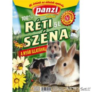 Panzi réti széna, 5L