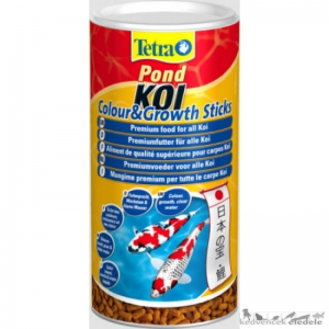 TetraPond Koi Sticks Growth 1 L