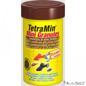 TetraMin MiniGranules 100 ml